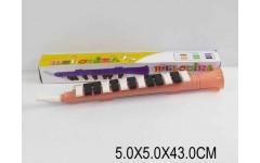 Дудка 43см с клавиатурой 6688-14 в коробке