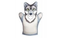 Десятое кор..  Домашний кукольный театр 03650 Кукла-перчатка Волк
