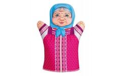 Десятое кор..  Домашний кукольный театр 03646 Кукла-перчатка Бабушка